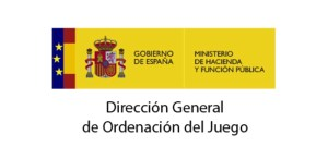 DGOJ Juegos online, logotipo de la Dirección General de Ordenación del Juego