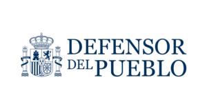 """La última """"fake news"""" del juego: Las recomendaciones del Defensor del Pueblo, logotipo del Defensor del Pueblo"""