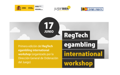 RegTech egambling international workshop