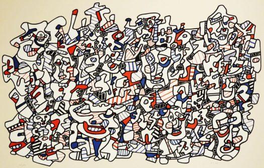 Oeuvre de Jean Dubuffet