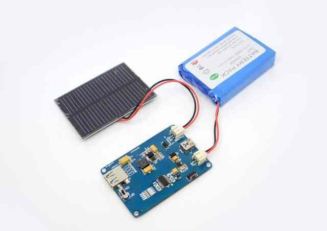 Alimentation solaire photovoltaïque