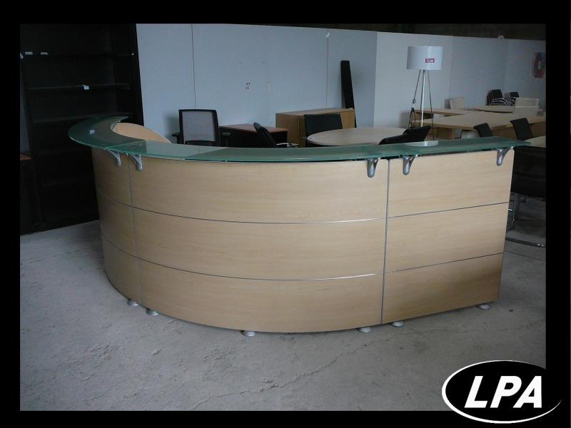 Banque Daccueil Arrondie Banque Daccueil Mobilier De