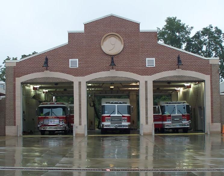 ACC Fire Stations 4 8 Amp 9 LPBC Atlanta Architecture