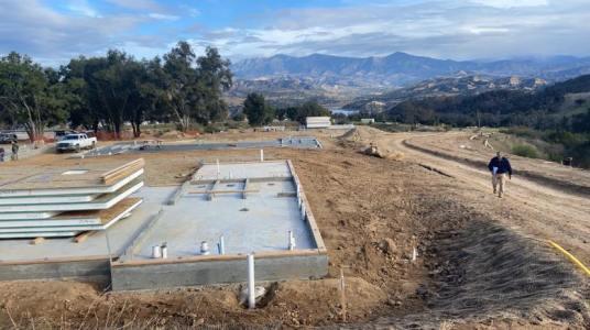 Rancho Alegre Rebuild