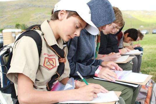 Rancho Alegre Students