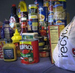 Food Pantry Items