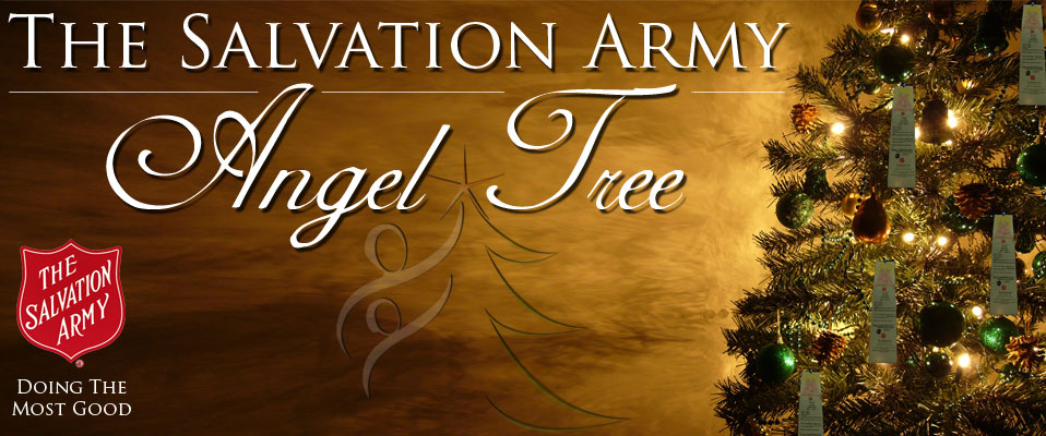 Salvation Army Adopt-A-Family Angel Tree