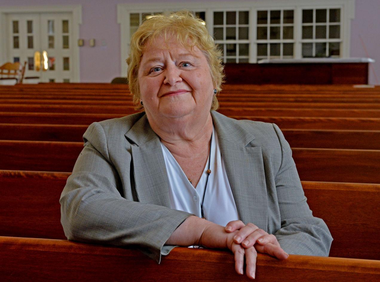 Rev. Mindy McKonly