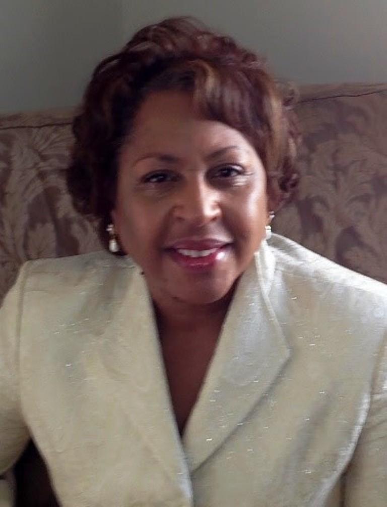 Rev. Evelyn Kent Clark