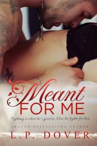 Meant For Me Cover
