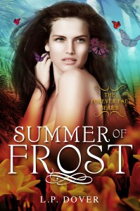 Summer of Frost Front Cover