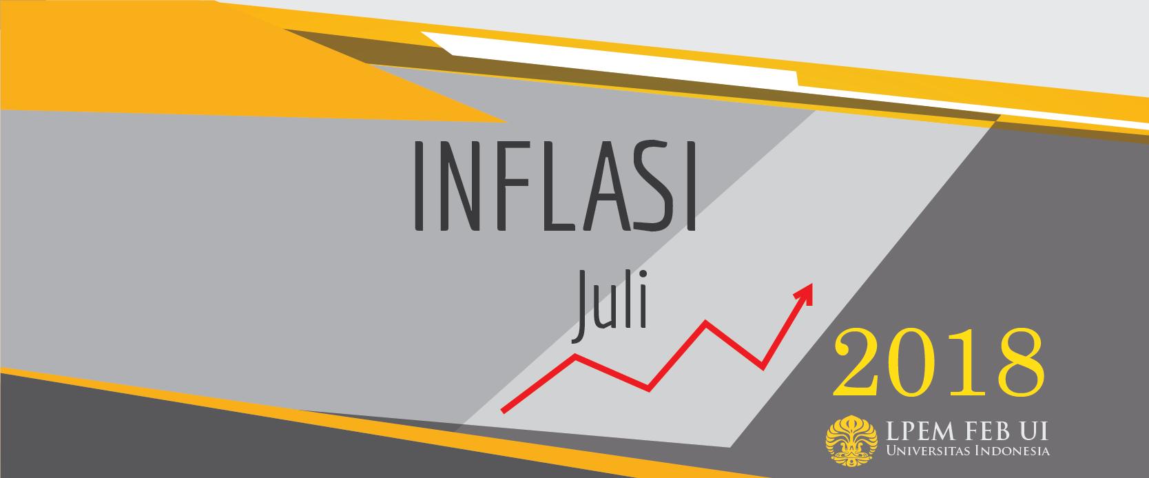 ANALISIS MAKROEKONOMI: Inflasi Juli 2018