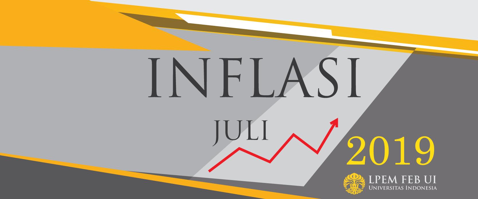 SERI ANALISIS MAKROEKONOMI: Inflasi Bulanan, Juli 2019