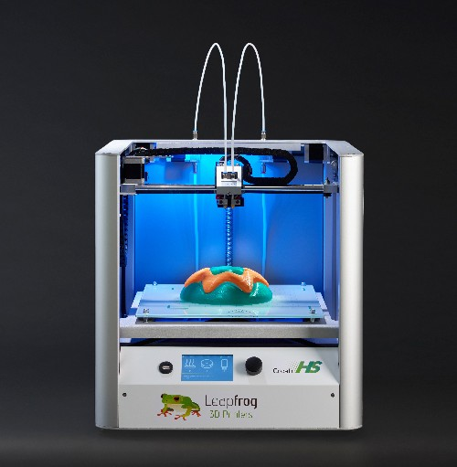 Leapfrog 3D printer available in South Africa