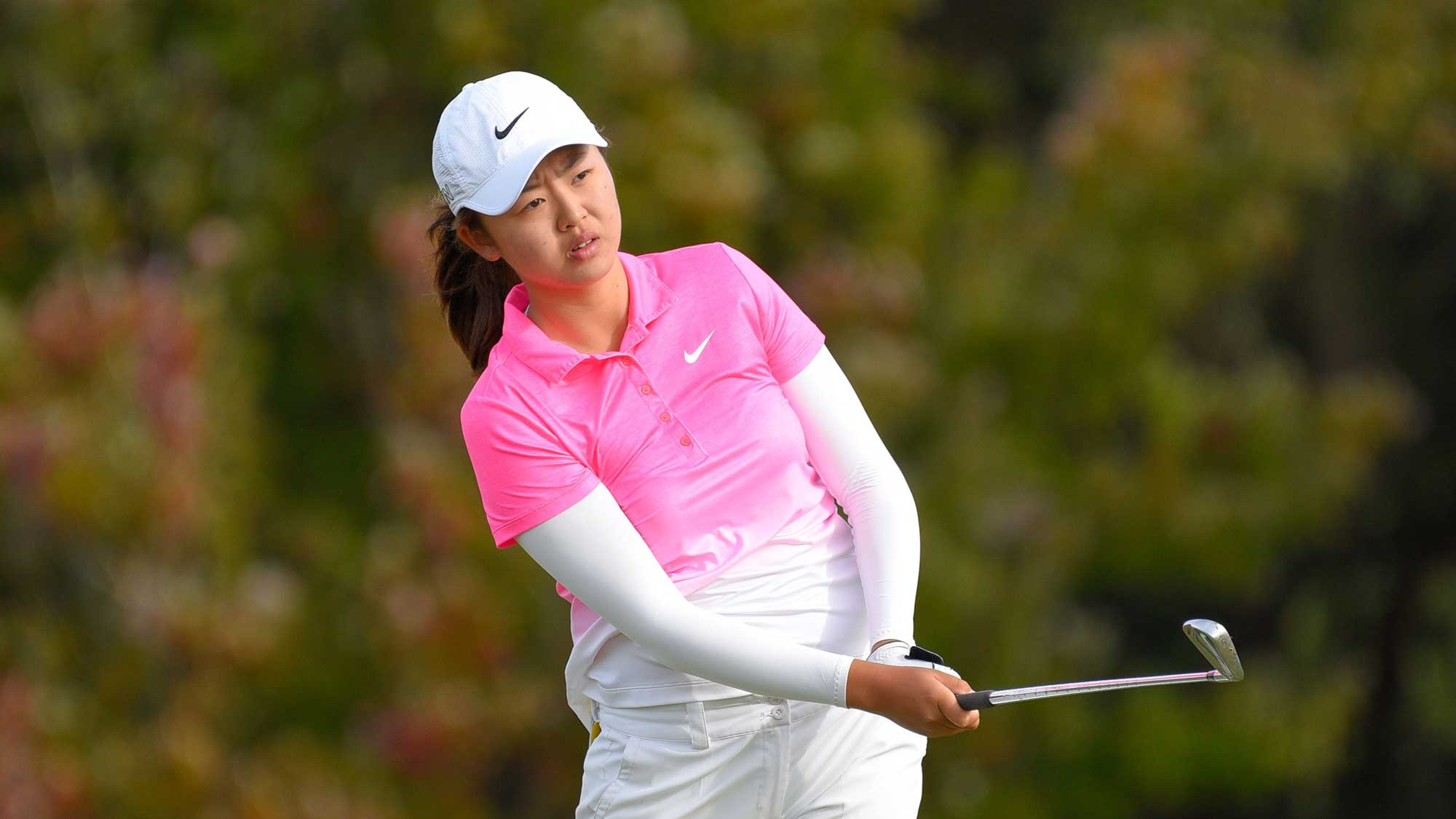 First Round Notes LPGA Qualifying Tournament Final Stage