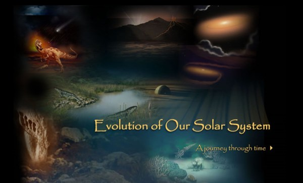 Evolution of the Solar System Introduction