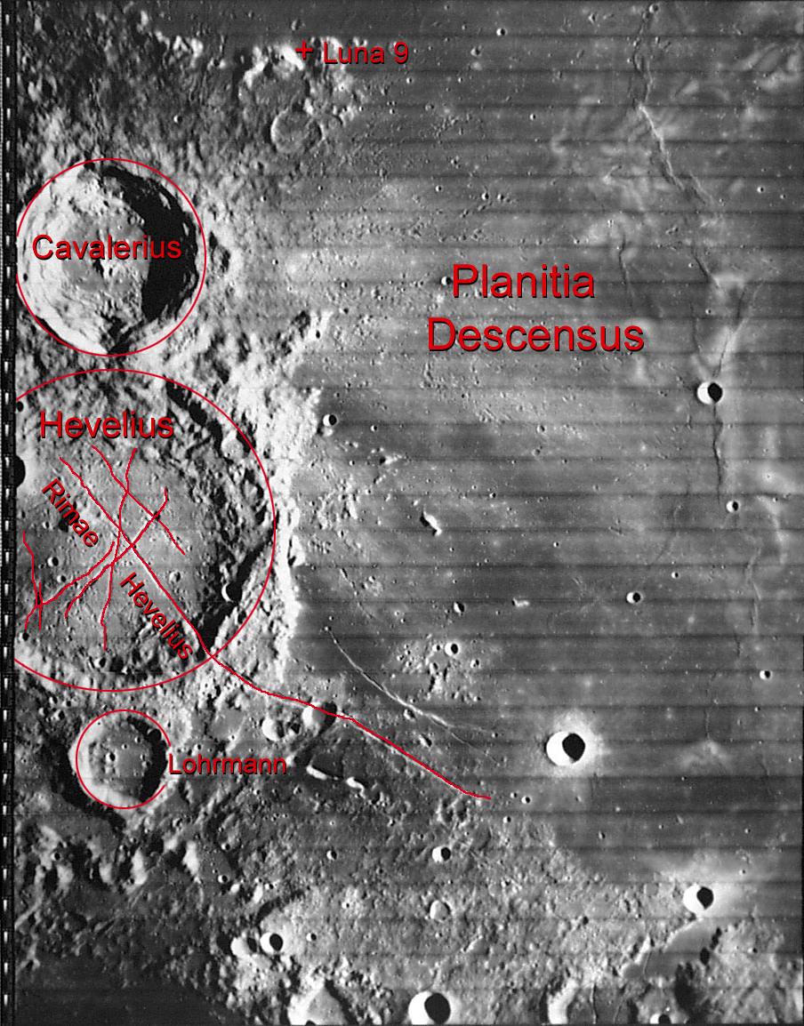 Lunar Orbiter Photographic Atlas