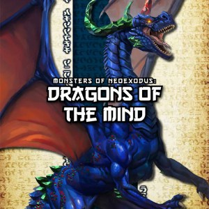 Cover Monsters of NeoExodus: Dragons of the Mind