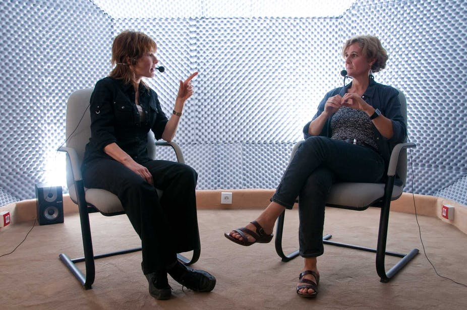 L'art de la conversation… ou «La complexe mécanique de la conversation ordinaire»