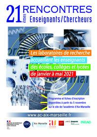21th scientific meeting between researchers and school teachers