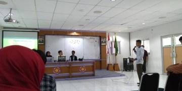 Kegiatan Sosialisasi Beasiswa PPA Universitas Amikom Yogyakarta di Aula BSC, (8/7/19).)