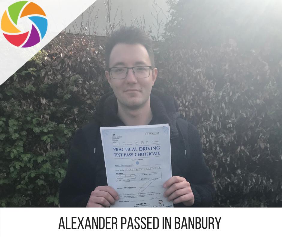 Alexander Banbury Pass Picture