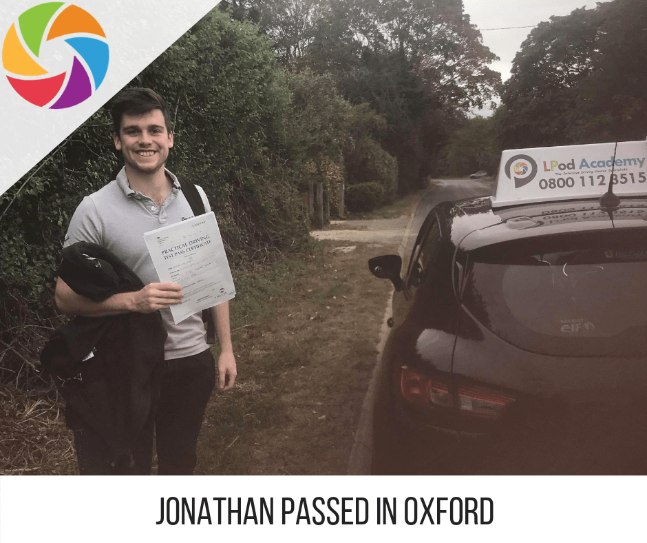 Jonathan Oxford Pass Picture