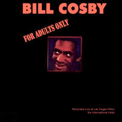 Bill Cosby For Adults Only 73112 Vinyl Lp Record Album Transferred To Cd LPsOnCD By DLF