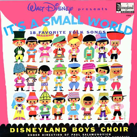 Its A Small World 1289 LPsOnCD By DLF Music Transfer LLC