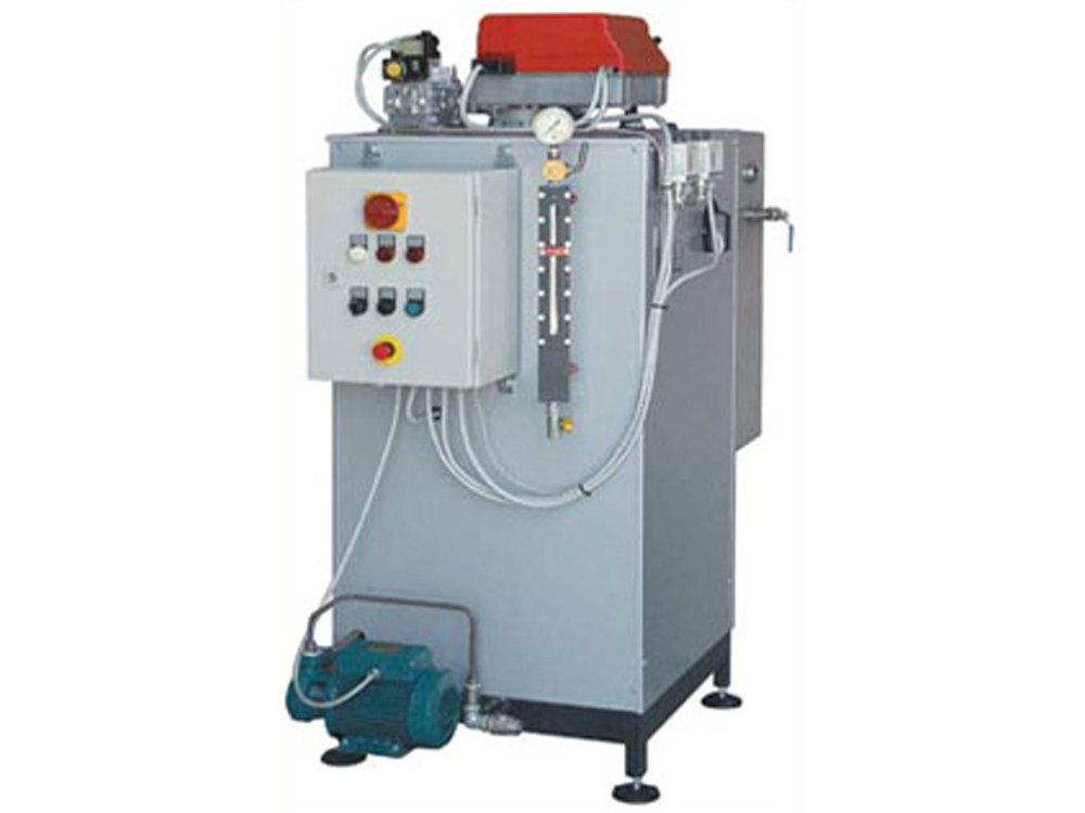 Generatore di vapore a bruciatore