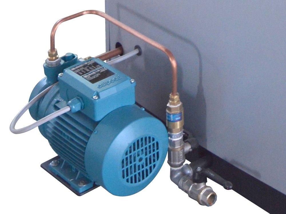 Generatore di vapore - Pompa di alimentazione