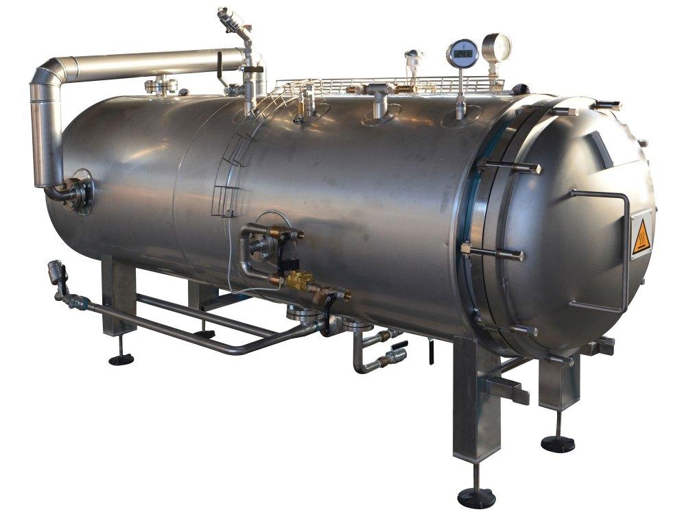 Autoclave di sterilizzazione 700x2000