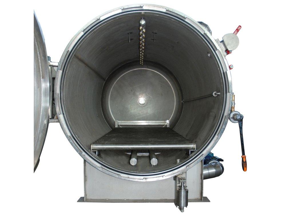 Autoclave di sterilizzazione 1500x2000
