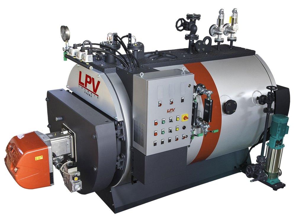 Generatore vapore BAHR 12-15