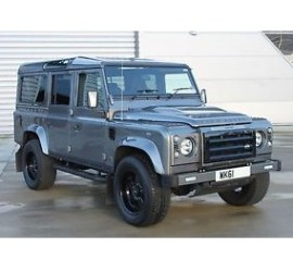 LR IMPORTS – Delivering Quality Land Rover Defenders and