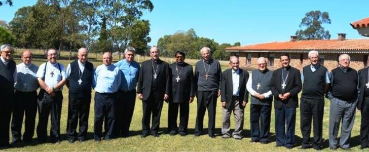 obispos-conferencia-episcopal-uruguay-2016