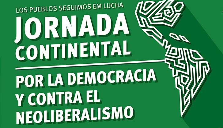 """Declaración de Montevideo llama a unidad """"para enfrentar el modelo de dominación capitalista neoliberal"""""""