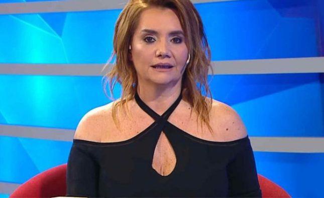 Nancy Pazos anunció que tiene coronavirus