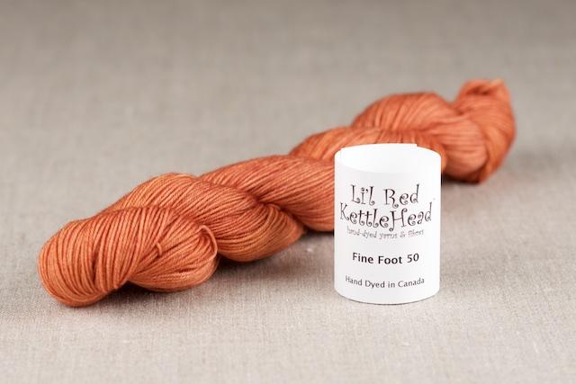 Fine Foot 50 - Sweet Potato