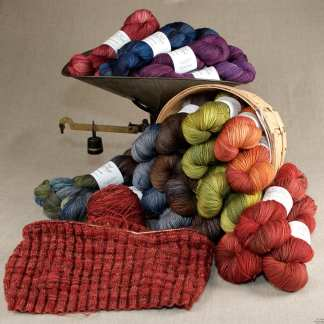 Yarn by Weight