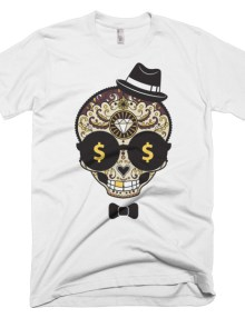 Money Man - Short sleeve men's t-shirt 9
