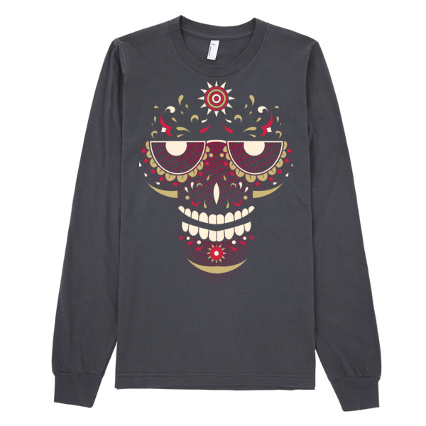 Smiley - Long sleeve t-shirt 2