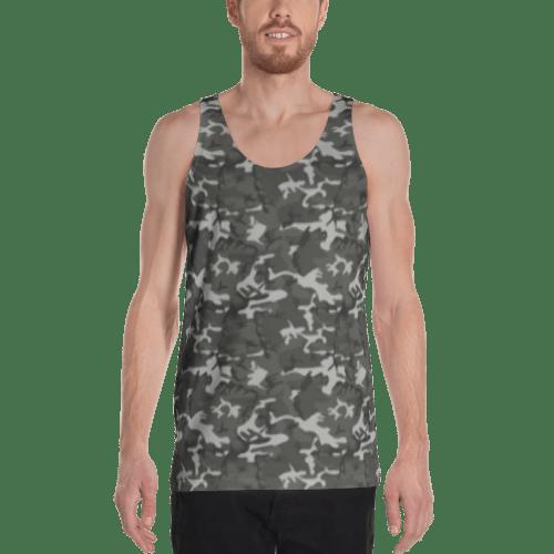 Classic fit tank top (unisex)