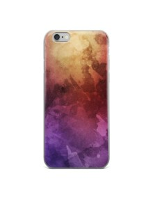 Gradient Watercolor iPhone case