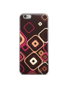 Vintage Squares iPhone case