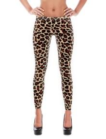 Leopard Print Leggings 3