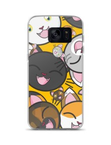 Happy Cats Samsung Case 2