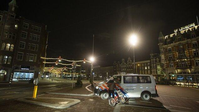Koronavirusas Nyderlanduose