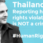 Thailand: Thailand must cease prosecution of human rights defenders | Press Release