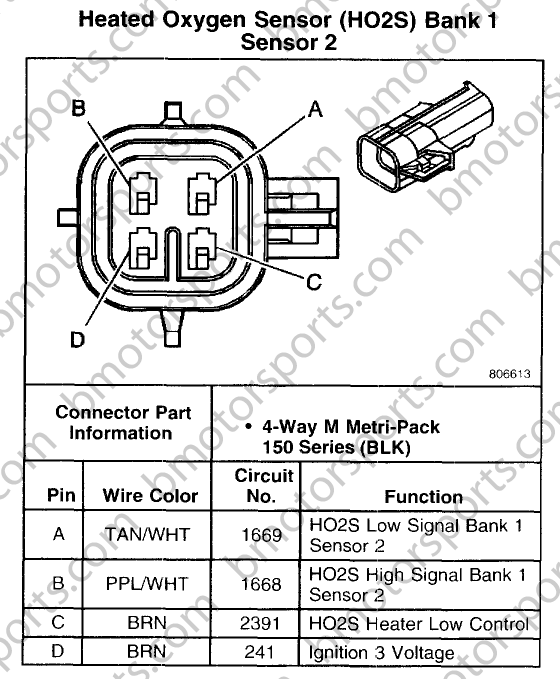 Diagram Nissan 3 Wire O2 Sensor Wiring Diagram File Id19759